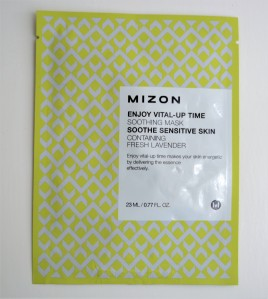 MIZON_Lavender_Mask